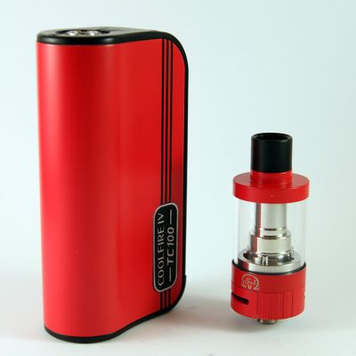 The Cool Fire IV TC 100W Starter kit by Innokin