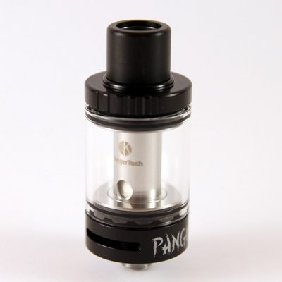 The Pangu Tank by Kanger is a flexible tank for both MTL and DL vaping.