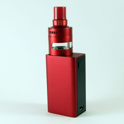 The eVic Basic Starter Kit with the Cubris Pro Mini by Joyetech.