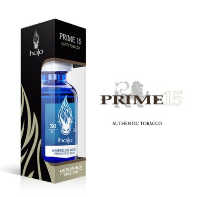 Prime 15 is a complex tobacco flavoured e-liquid for those seeking a traditional flavour.