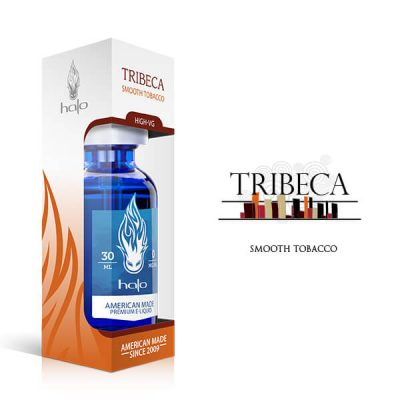 Tribeca is a smooth tobacco blend with high VG by Nicopure Labs.