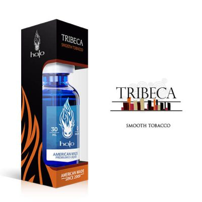 Tribeca is a smooth tobacco blend by Nicopure Labs.